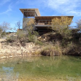 Locomotive 501 Ranch Trailer Home: 2013 AIA Design Awards Merit