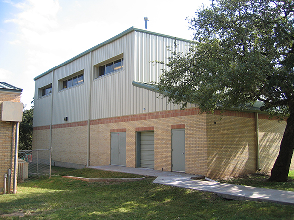Brykerwood Elementary - New Gymnasium