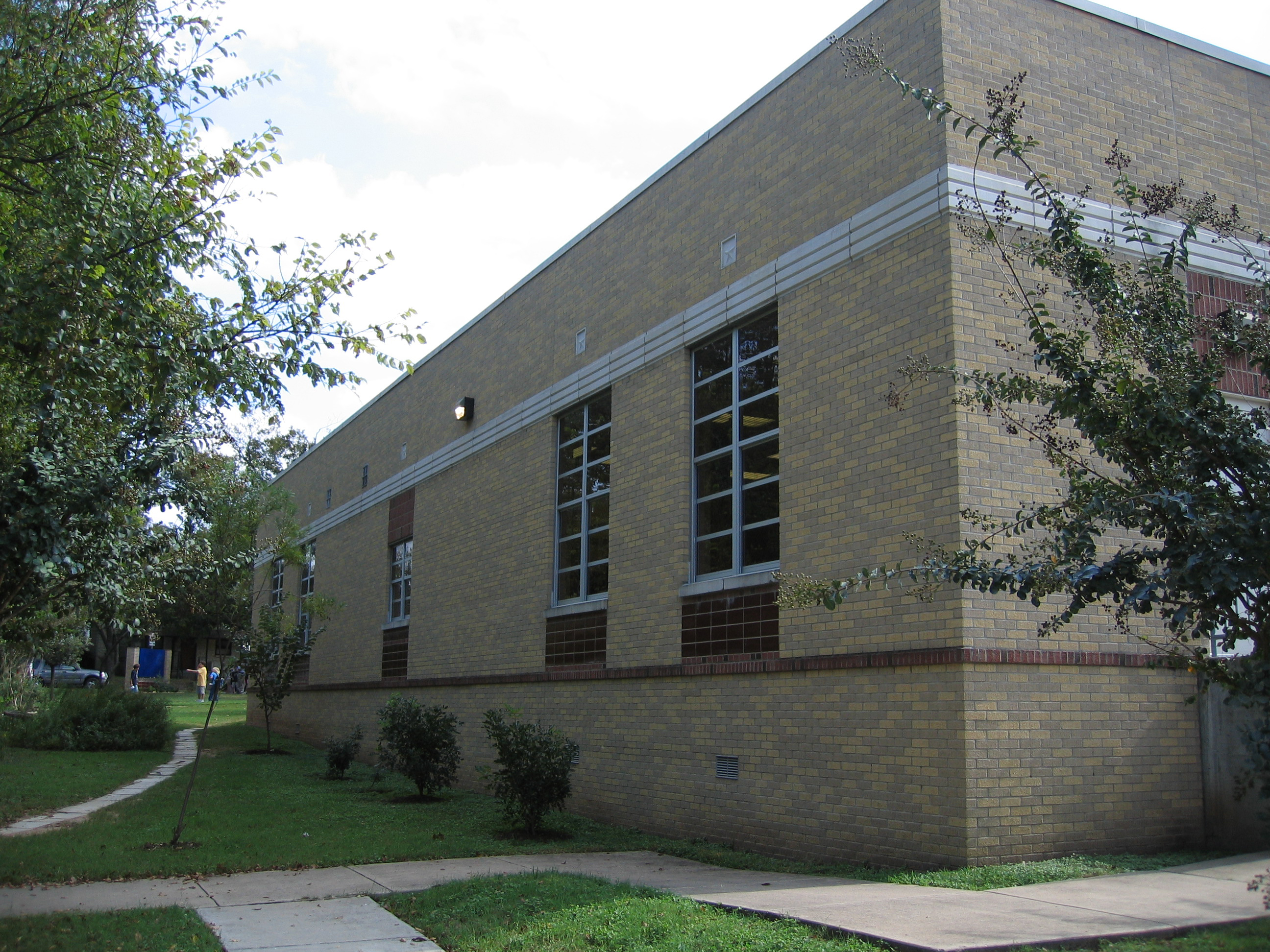 Lee Elementary - New Gymnasium