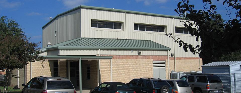 AISD Brykerwood Elementary Gymnasium
