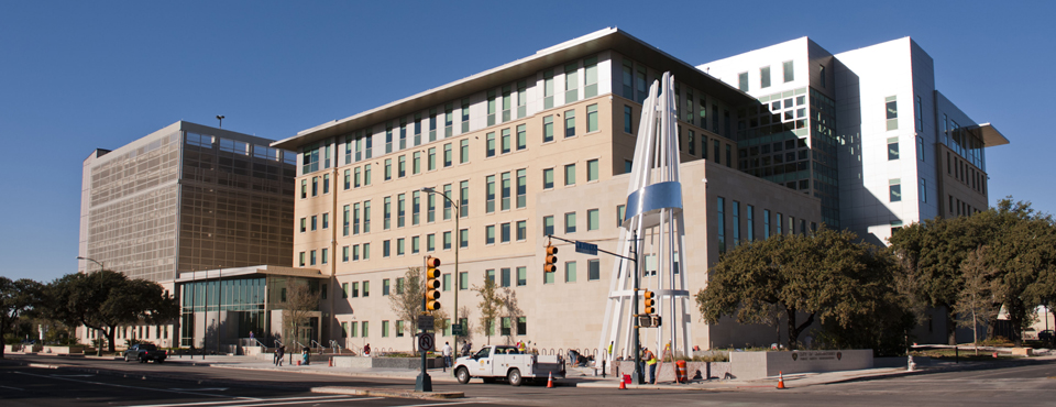 San Antonio Public Safety Headquarters