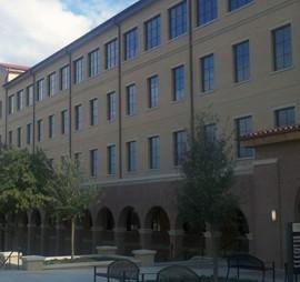 Texas State University Undergraduate Academic Center Dedication
