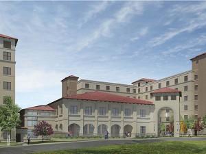 West Campus Housing