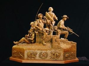 Vietnam Veterans Monument