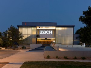 Zach Scott Topfer Theatre