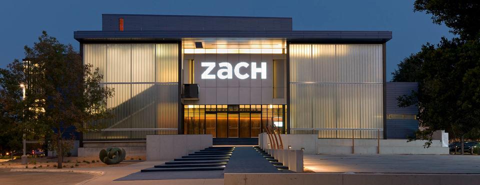 Zach Scott Topfer Theatre