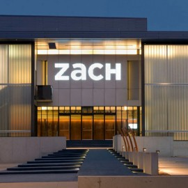Topfer Theatre at Zach: Recipient of the Austin Business Journal Commercial Real Estate Community Impact Award