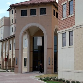 TSU – West Campus Housing Dedication