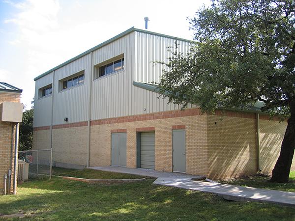Brykerwood Elementary - New Gymnasium