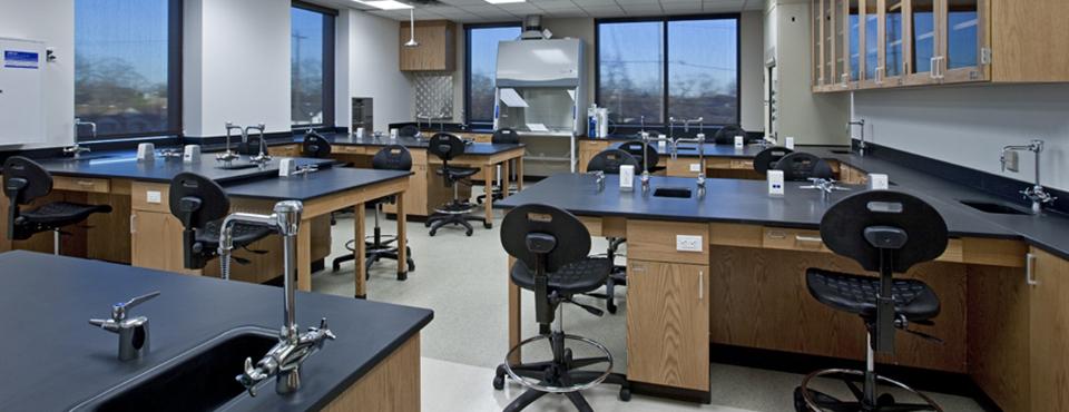 Houston Community College Drennen Campus Felix Fraga Academic Center