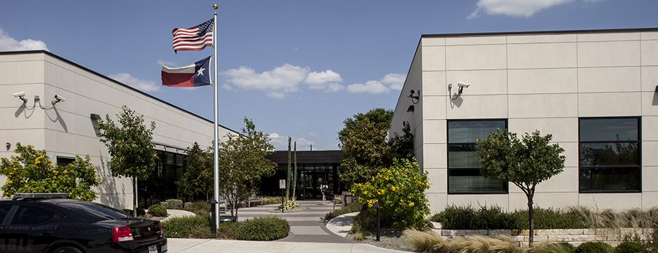 Travis County Precinct One Richard E. Scott Building