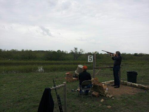 Rodeo Austin Clay Shoot