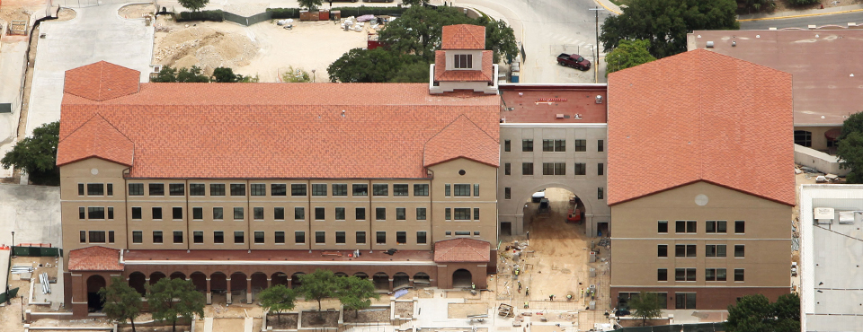 Texas State University Undergrad Academic Center