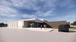 Round Rock ISD Aquatic Center